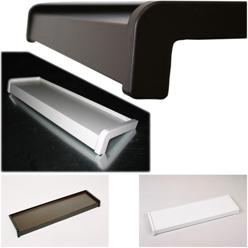 Exterior Steel Window Sills Eco Tech Windows
